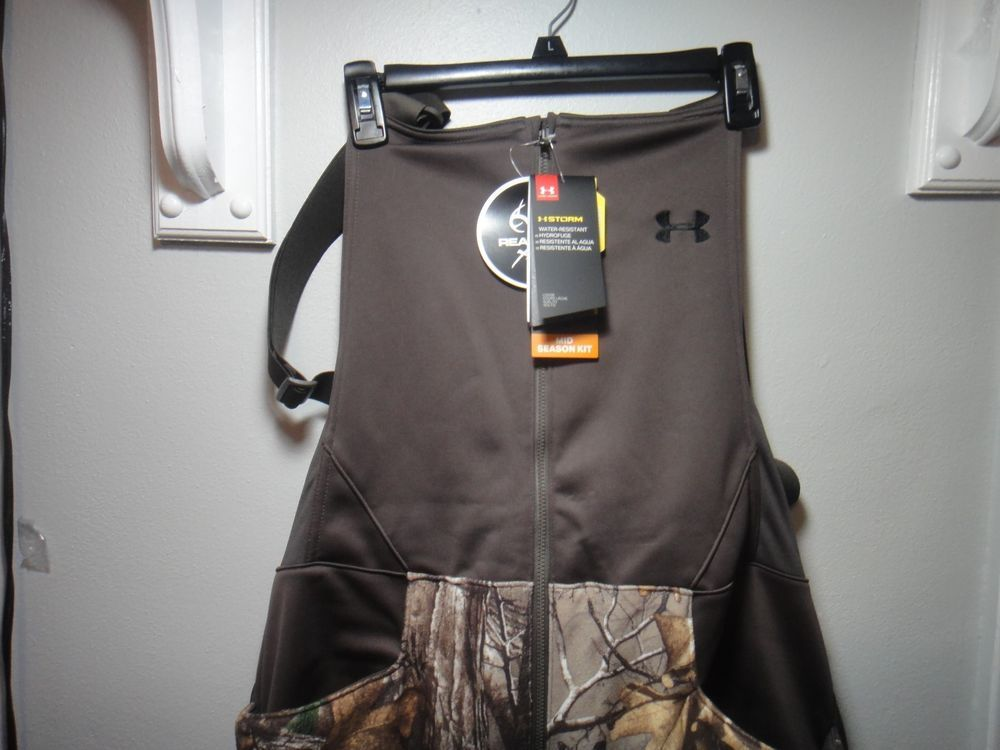 Under Armour Realtree Xtra Mens Stealth Mid Season Hunting Camo Bid Pants  Large  Underarmour 58a62201ead7
