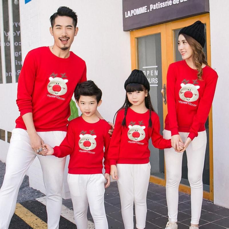 80d0e7c128 Matching Family Outfits · Kids Pajamas · Buy Christmas Family Clothing  Christmas Deer Kid Shirts Mommy and Me Clothes at Narvay.com