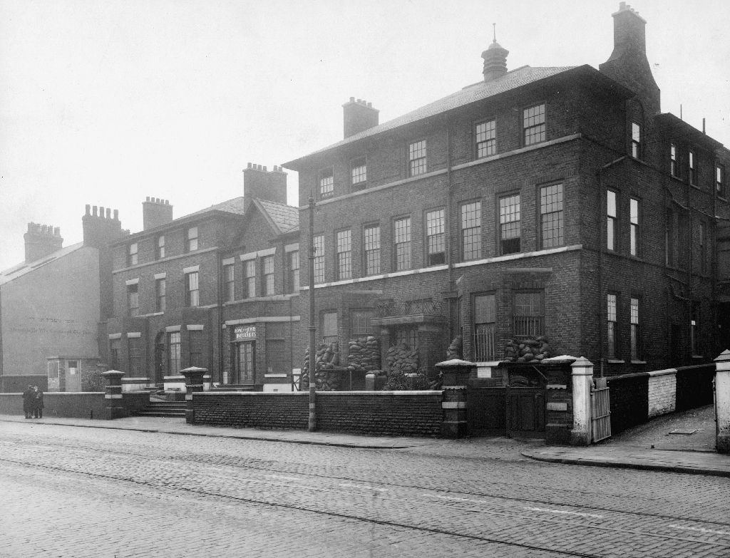 cheetham hill rd jewish home for incurables 1940 manc lib. Black Bedroom Furniture Sets. Home Design Ideas