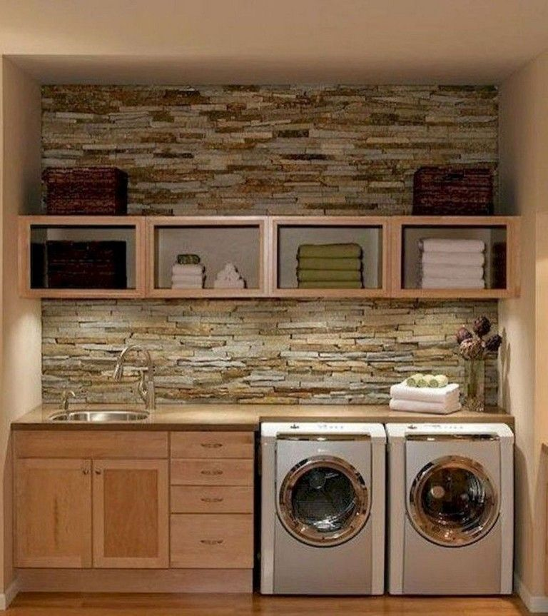 31 top modern farmhouse laundry room design ideas reveal on extraordinary small laundry room design and decorating ideas modest laundry space id=57920