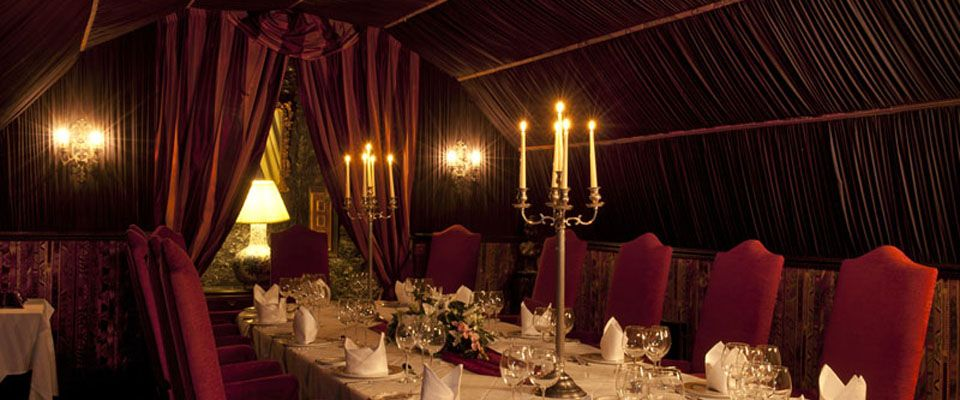 Private Dining Make Your Occasion Even More Special Lumley Castle