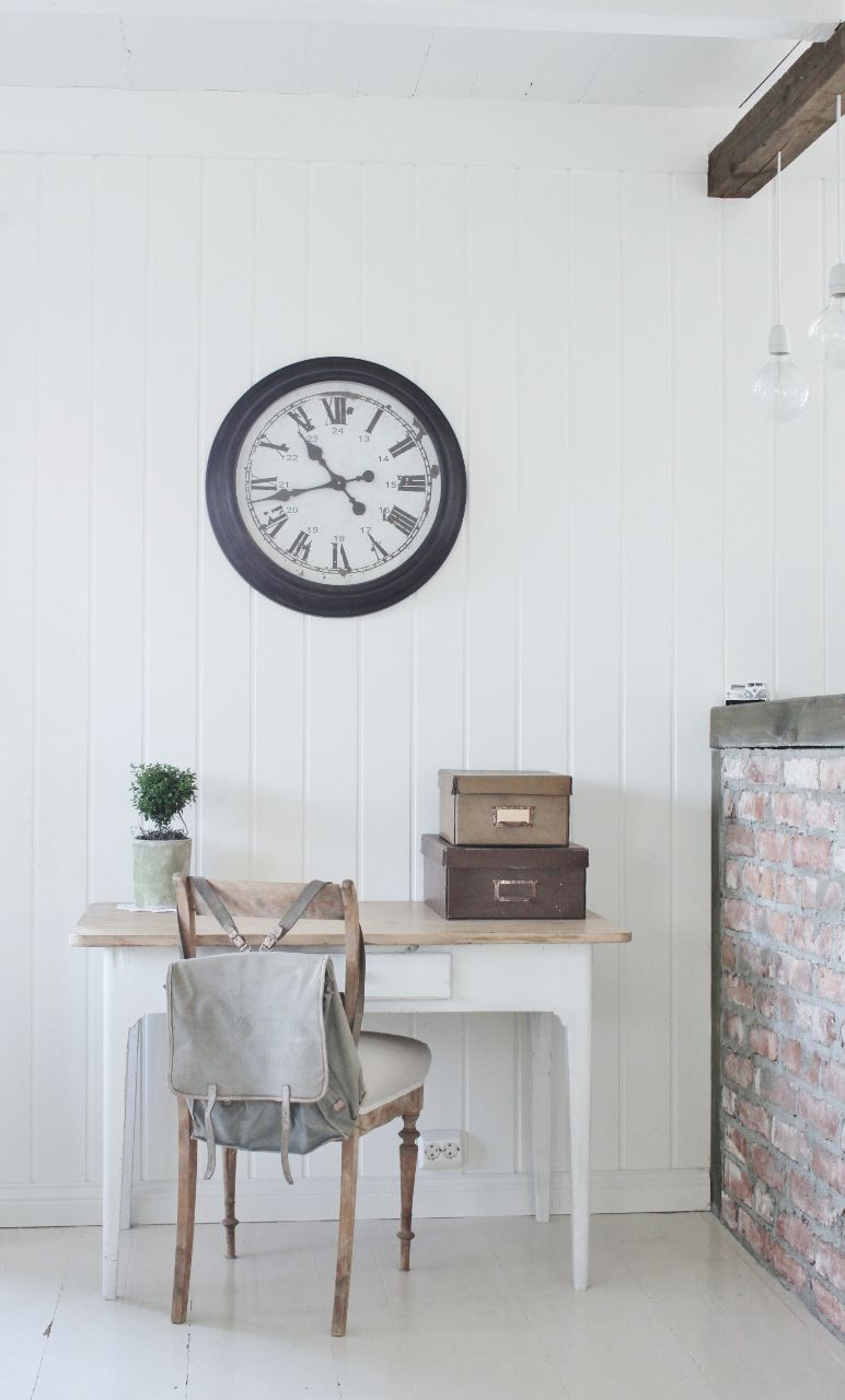 Inspiration Pictures - Mia's Interior: Shabby Chic, Nostalgic, light and rustic interior