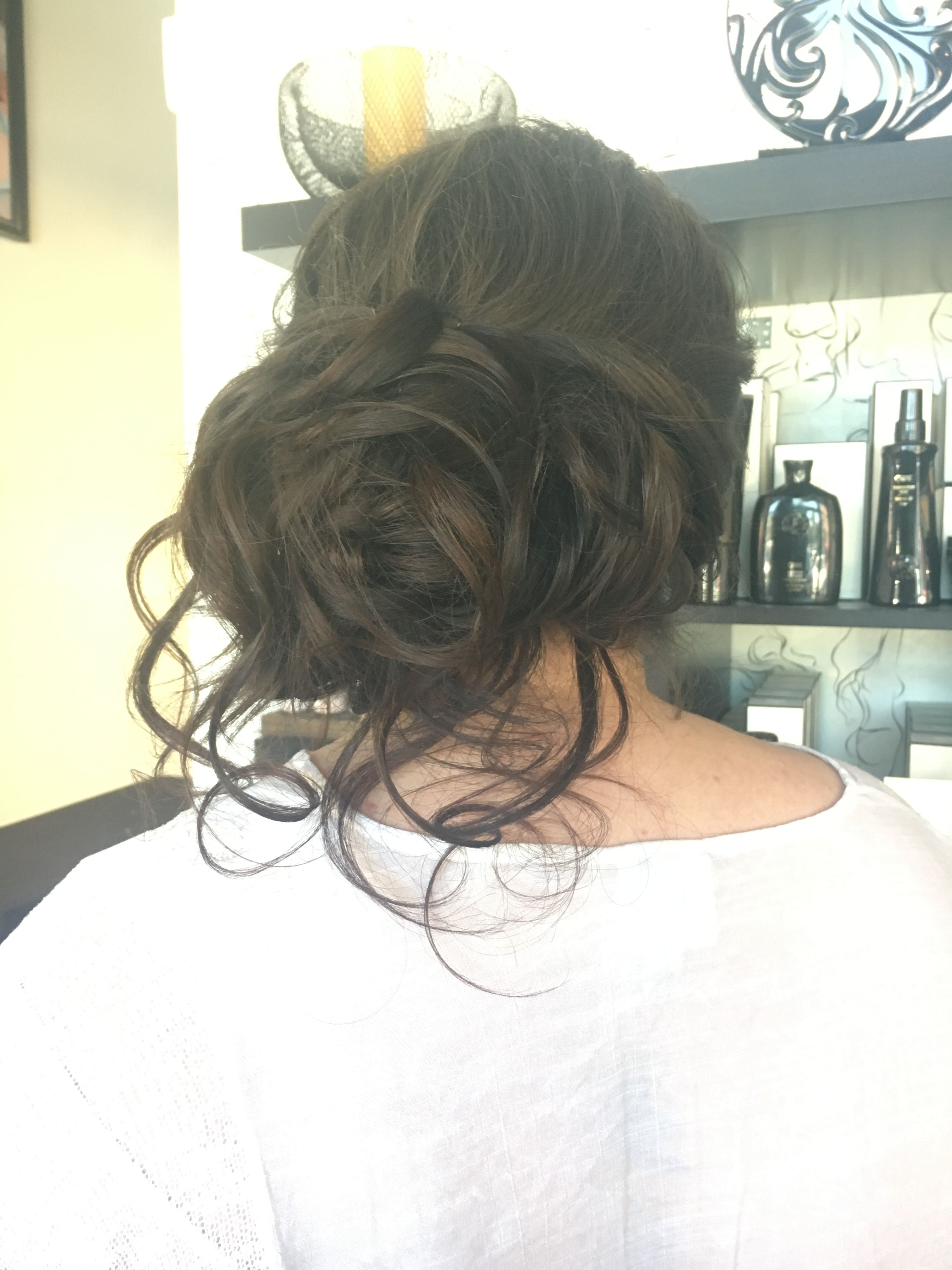 bridal hair by jillain at jluxe salon in syracuse new york