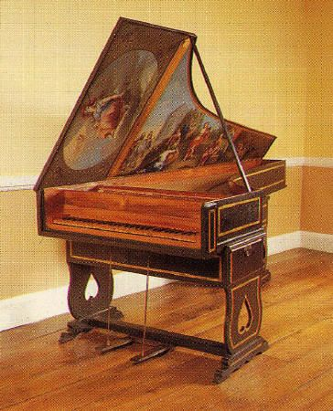 how to build a harpsichord