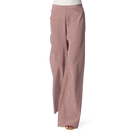 STELLA MCCARTNEY Wide-leg printed trousers  LOVE    Hover image to zoom  More views        STELLA MCCARTNEY Wide-leg printed trousers      STELLA MCCARTNEY Wide-leg printed trousers      STELLA MCCARTNEY Wide-leg printed trousers    STELLA MCCARTNEY  Wide-leg printed trousers