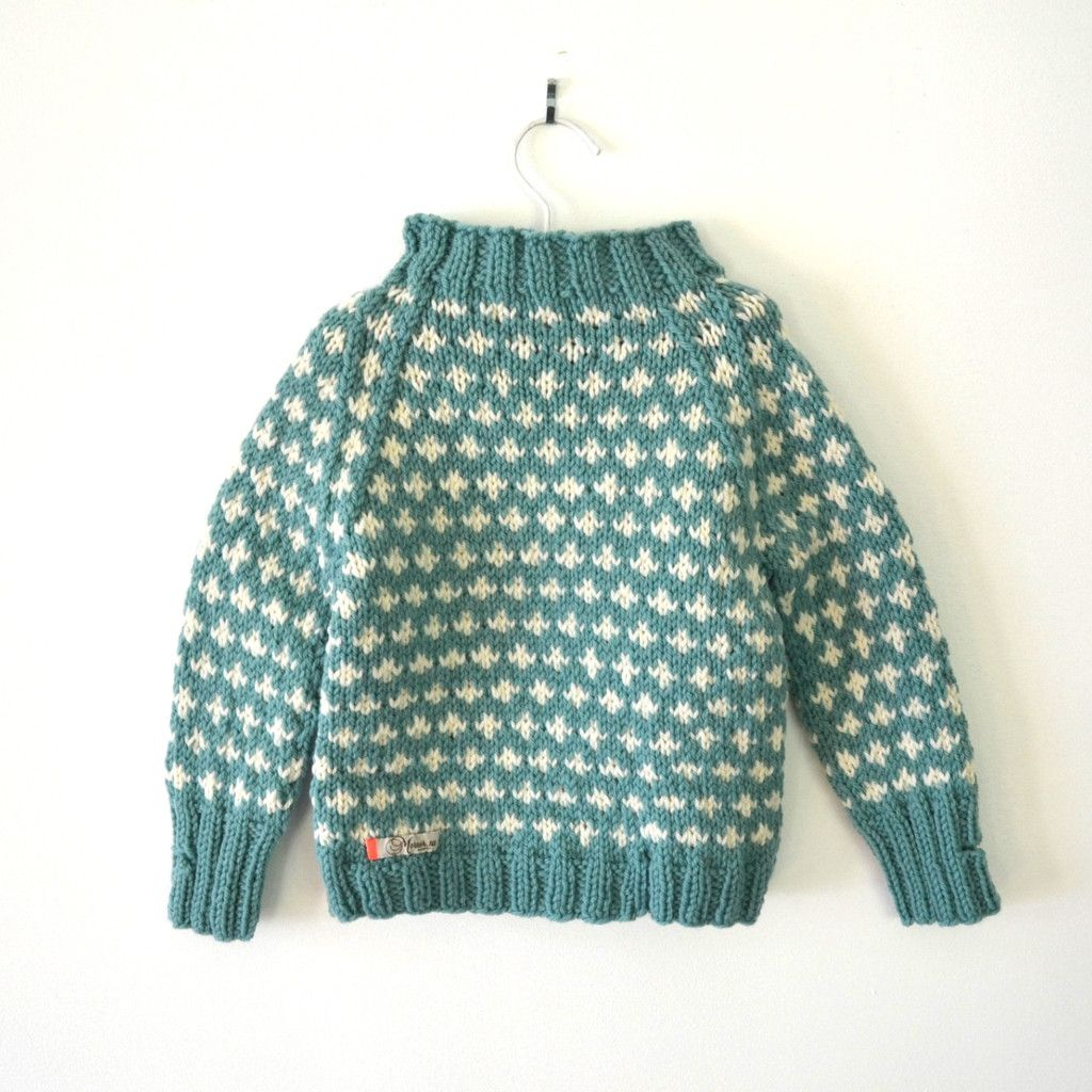 Knud Sweater - Mint