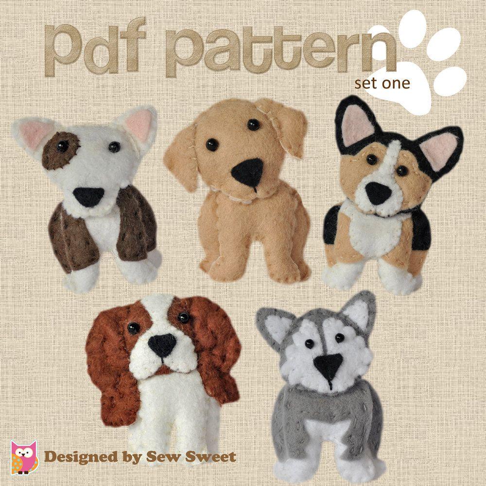 Dog Sewing Patterns Cool Design