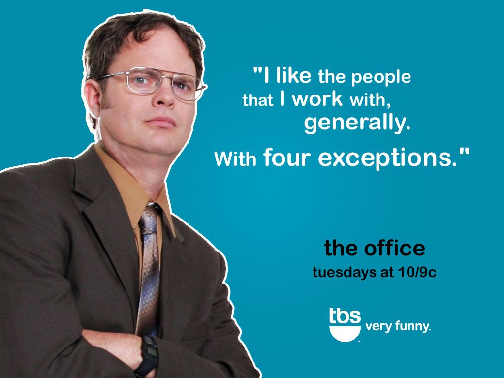 Dwight Schrute Quotes Dwight The Office Wallpaper