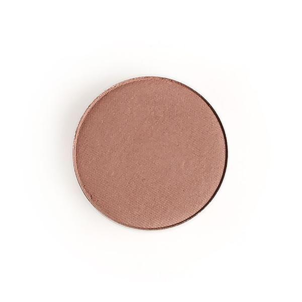 Made to Last matte neutral mauve purple pressed powder eye shadow ...