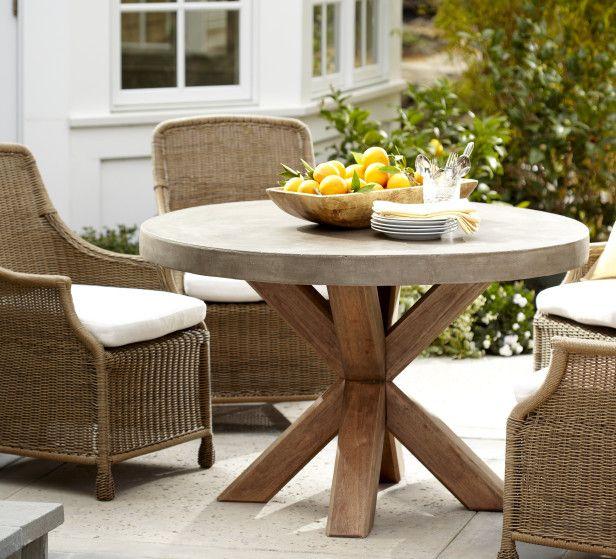 M s de 25 ideas incre bles sobre mesas de comedor al aire for Comedor al aire libre
