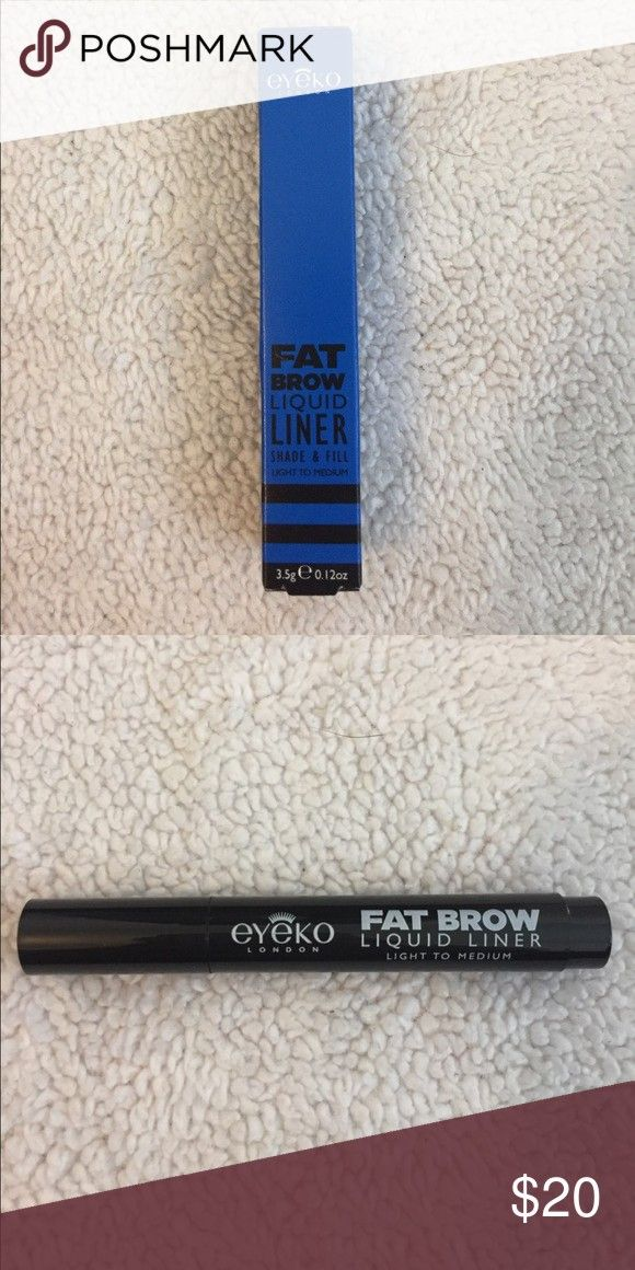 Brows. The very best eyebrow paste, pencil, powders