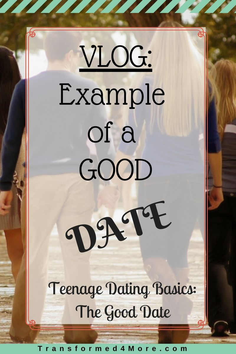 is teenage dating good