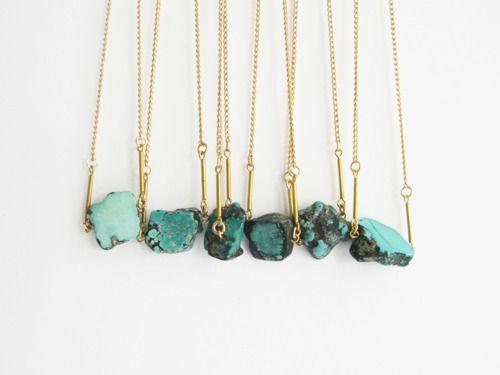#necklace #jewelry #stone