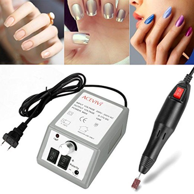 We Can Make Our Nails Look Like We Want Them To With The Right Nail Kit I Am Going To Review The Top 10 Bes Nail Drill Machine Pedicure Machine Manicure Tools