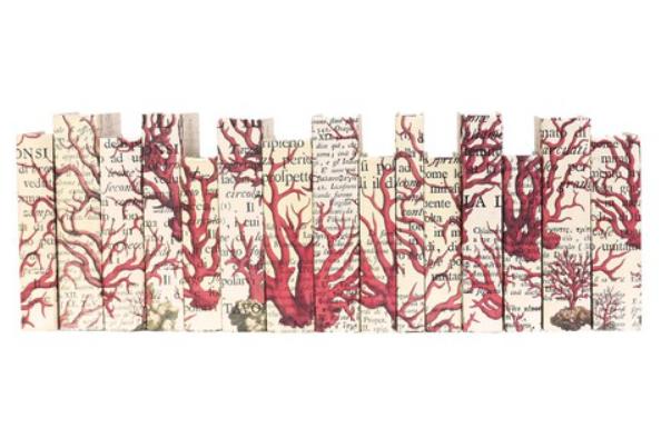 Red Coral Book (Priced per Book)