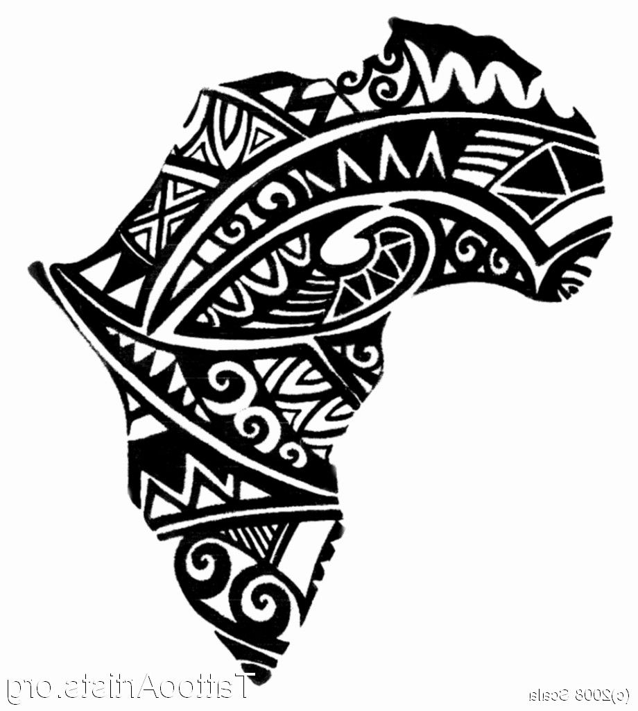 African Tribal Tattoo Meanings Tatoeages