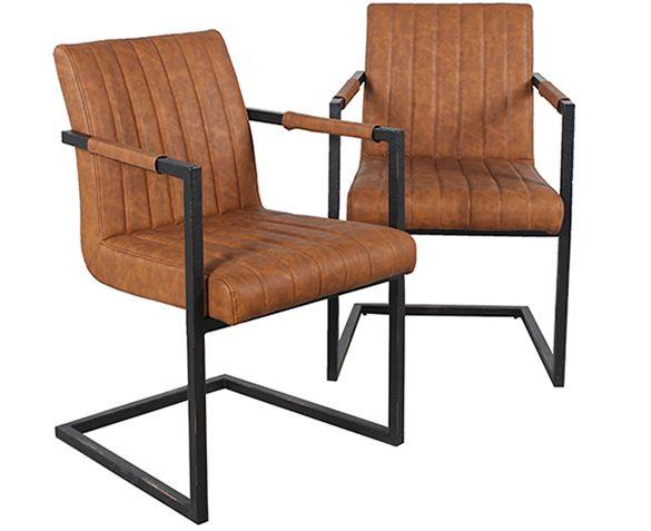 Aanbieding: 67% korting op industriële swinger stoel groupdeal.nl