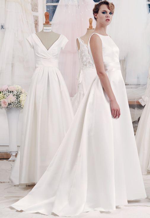 27a2f166341d Robe de Mariée Atelier Emelia Chez Olivier SINIC Le Château Blanc