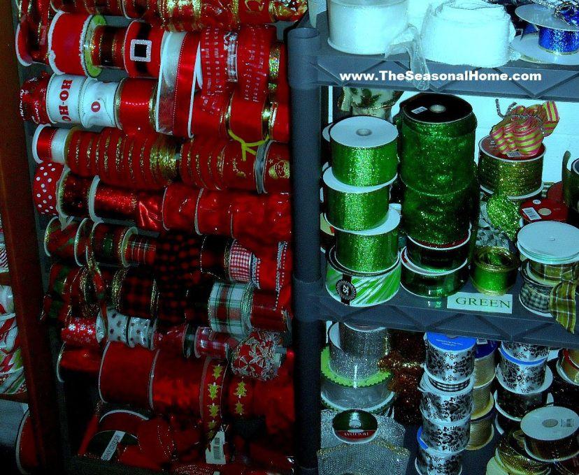 As_ribbon Christmas Pinterest Christmas storage, Christmas and