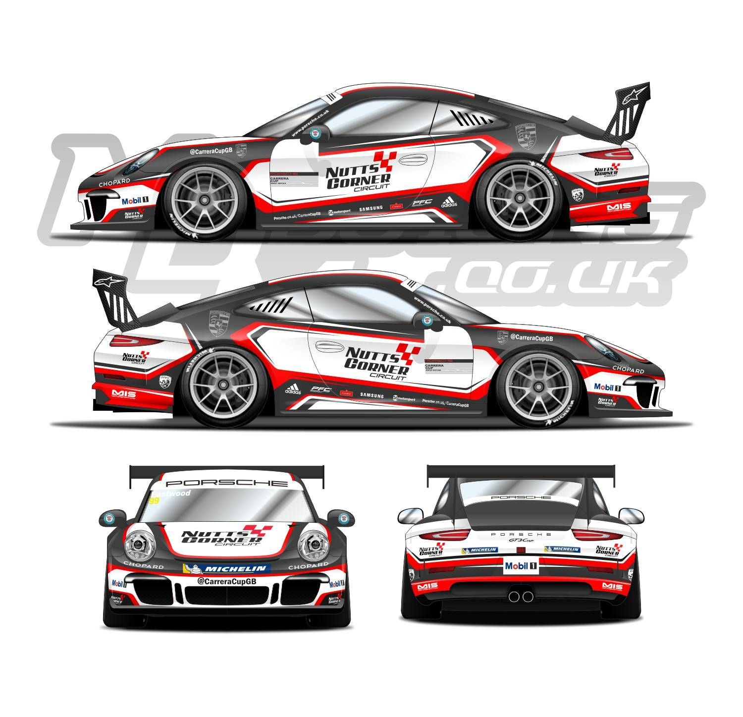 Pin by Alex Ventura on car livery | Racing car design, Gt