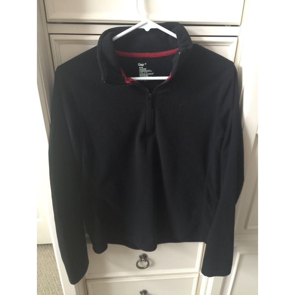 Gap half zip fleece products