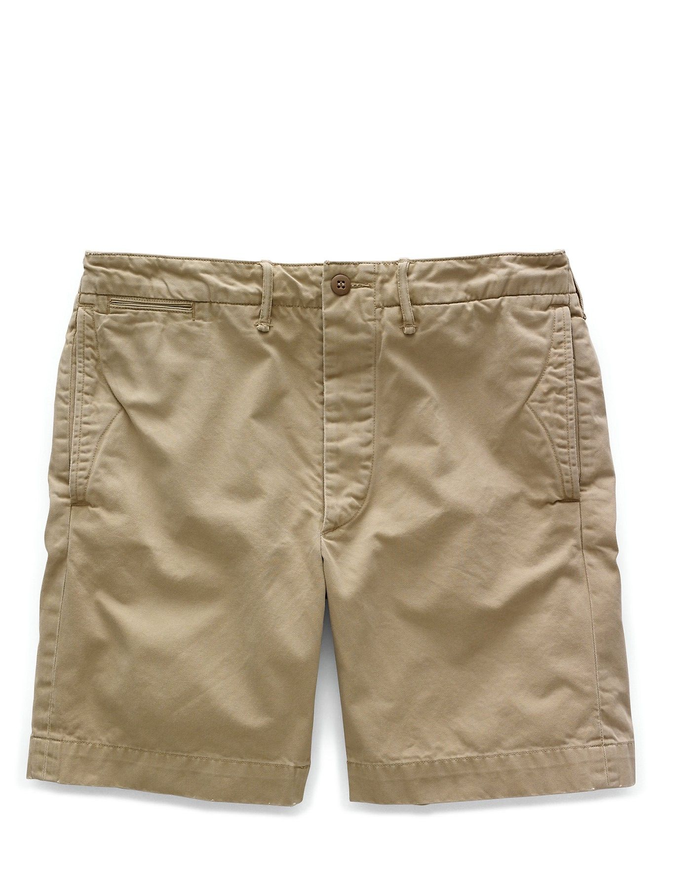 ae38607006 RALPH LAUREN RRL Cotton Officer's Chino Short. #ralphlauren #cloth ...