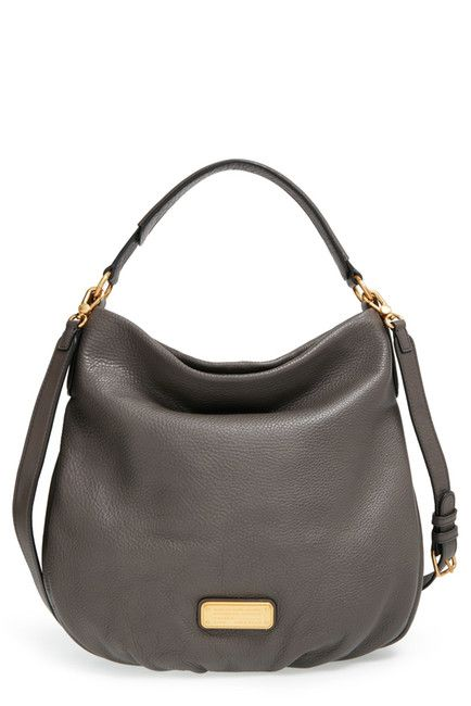 6d5013be918 Marc by Marc Jacobs | New Q Hillier Leather Hobo | Infinite Wish ...
