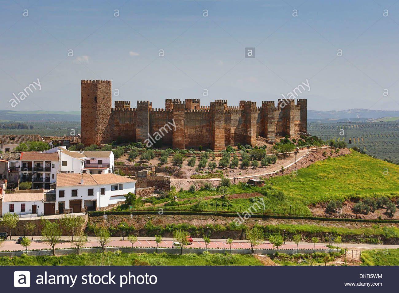 Spain Europe Andalucia Region Jaen Province Banos De La Encina