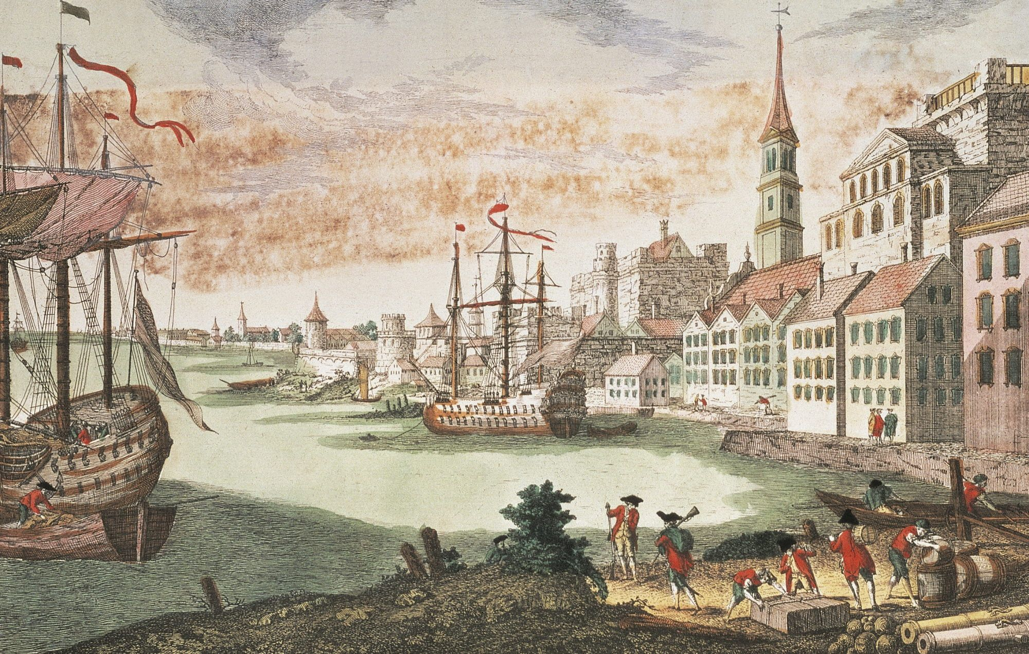 Colonial Life Before The American Revolution