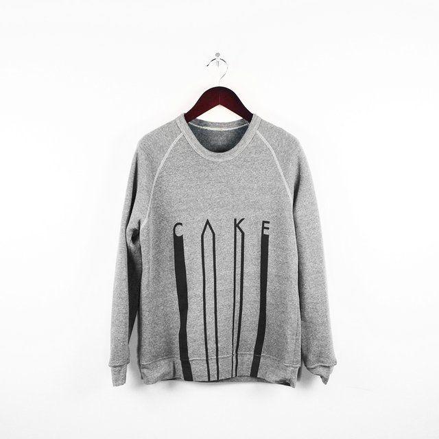 Fancy - Cake Drip Logo Sweatshirt - $65