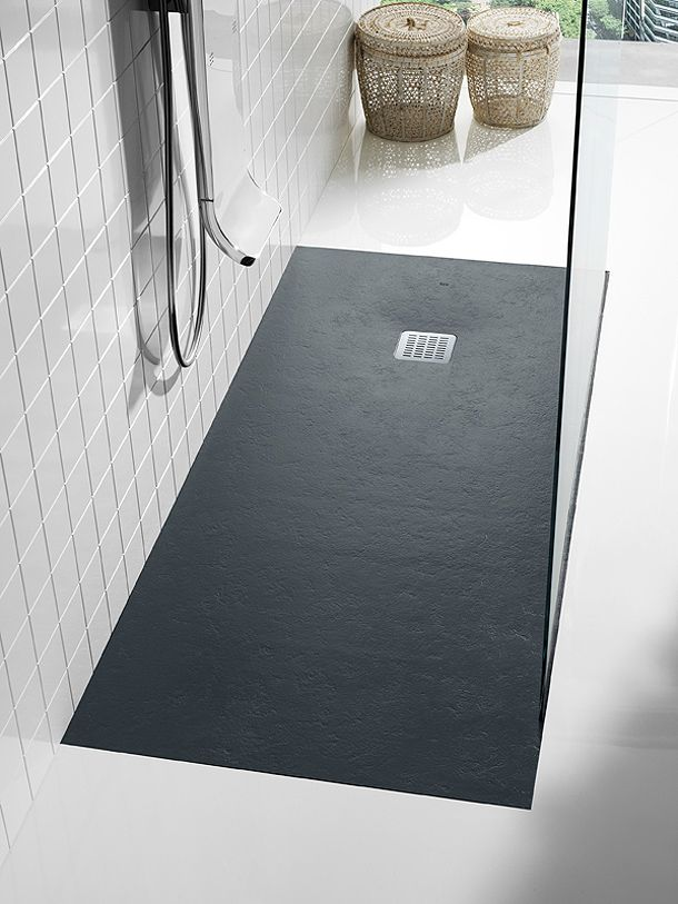plato-de-ducha-terran-xl-roca (3) | // Interiors: bathrooms ...