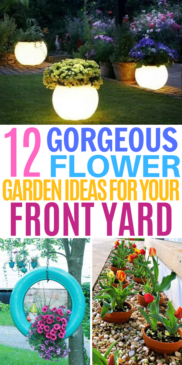 Photo of 12 Flower Bed Designs for Your Front Yard – Flower Beds 2020 Flower Beds 2020