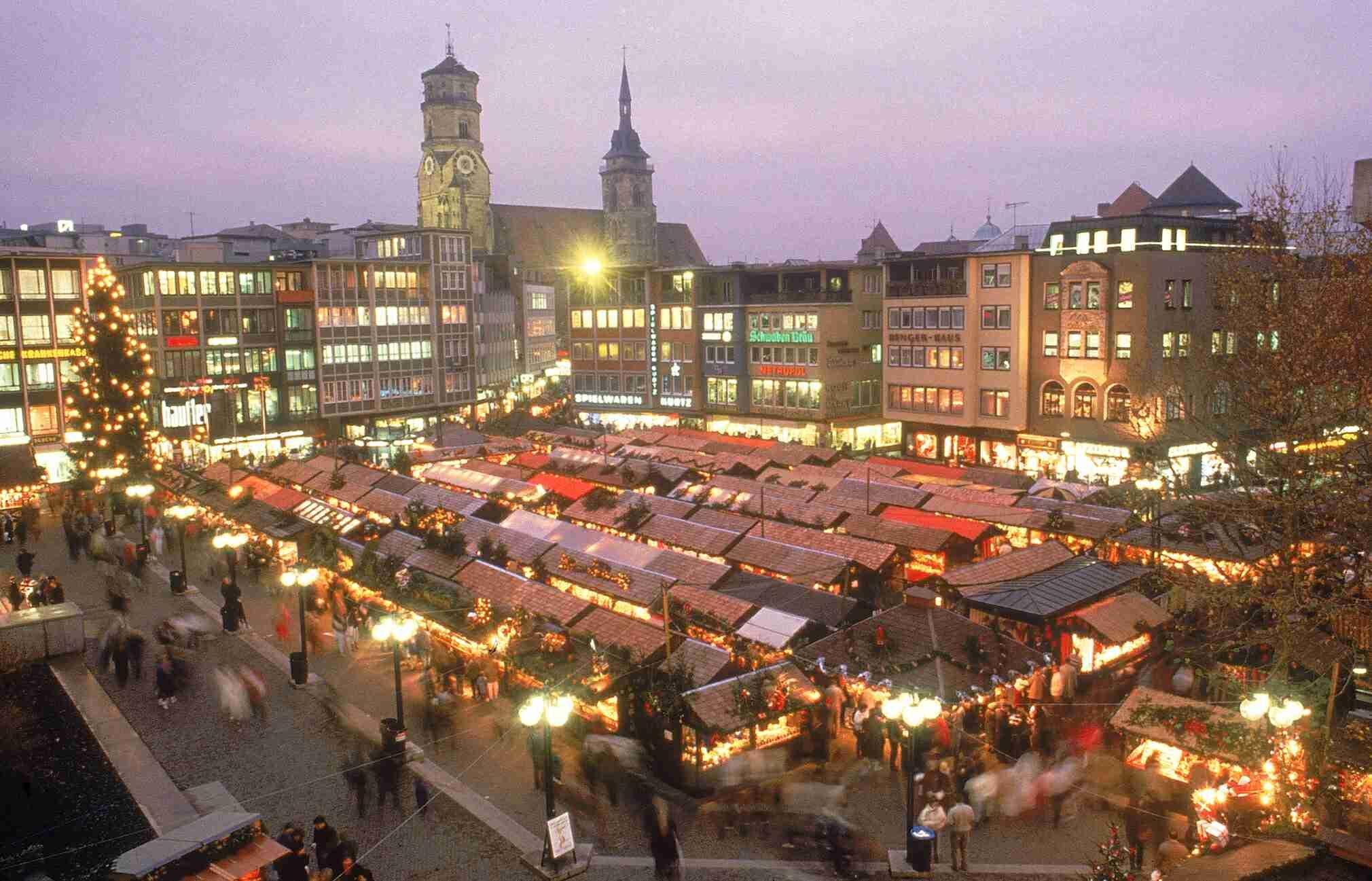 Stuttgart Weihnachtsmarkt.Weihnachtsmarkt Stuttgart Places I Have Been To