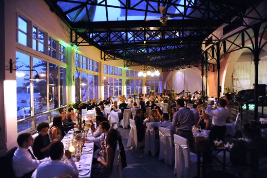 An Ideal Wedding Venue On The Central Coast NSW Is Lord Ashley Lounge Which Provides A Magnificent View Over Terrigal Beach And Haven Through
