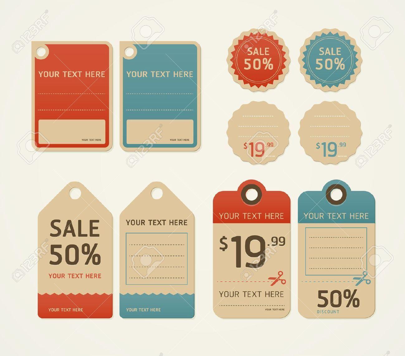 Price Tag Design Google 検索