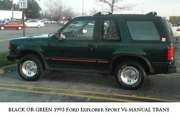 1 1993 ford explorer sport v6 manual in black http www cargurus rh pinterest com 1993 ford explorer manual transmission 1994 ford explorer manual