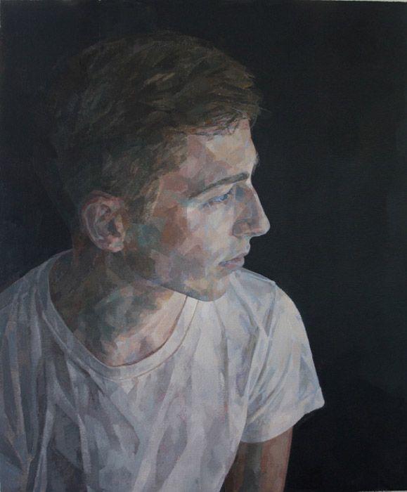 Jeannie Alcock - Paintings