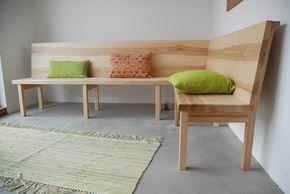 eckbank mit hoher r ckenlehne gisela pinterest. Black Bedroom Furniture Sets. Home Design Ideas