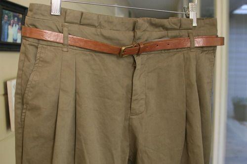 ZARA Olive Green Pants  - $20.00 @Threadflip
