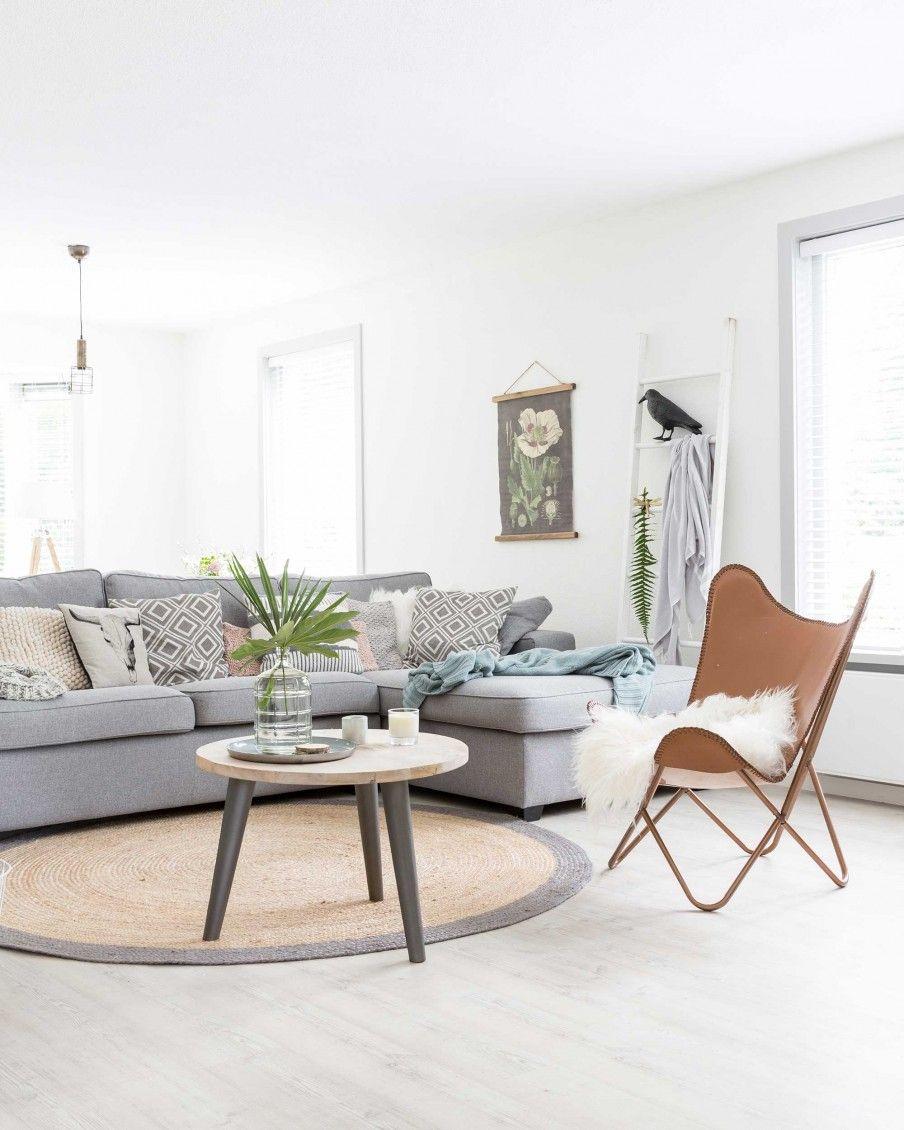 lichte kleuren in woonkamer | light colors in livingroom | vtwonen ...