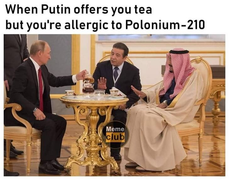 Putin Some Tea In Your Cup Christmas Memes Funny Putin Funny Funny Memes Sarcastic