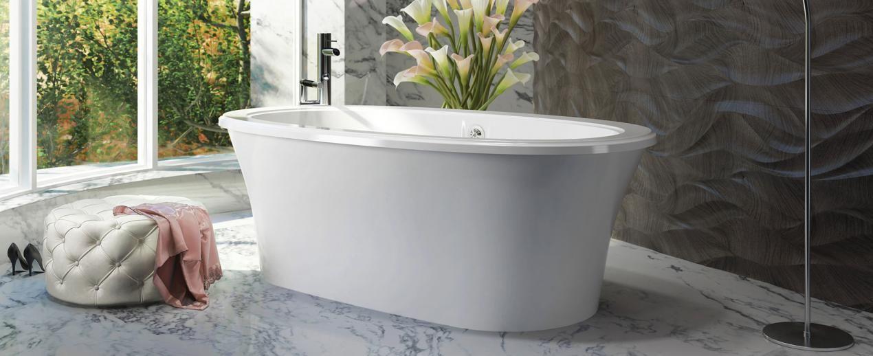 Bainultra Balneo Bath Tub For Two Bathtub Jetted Bath Tubs