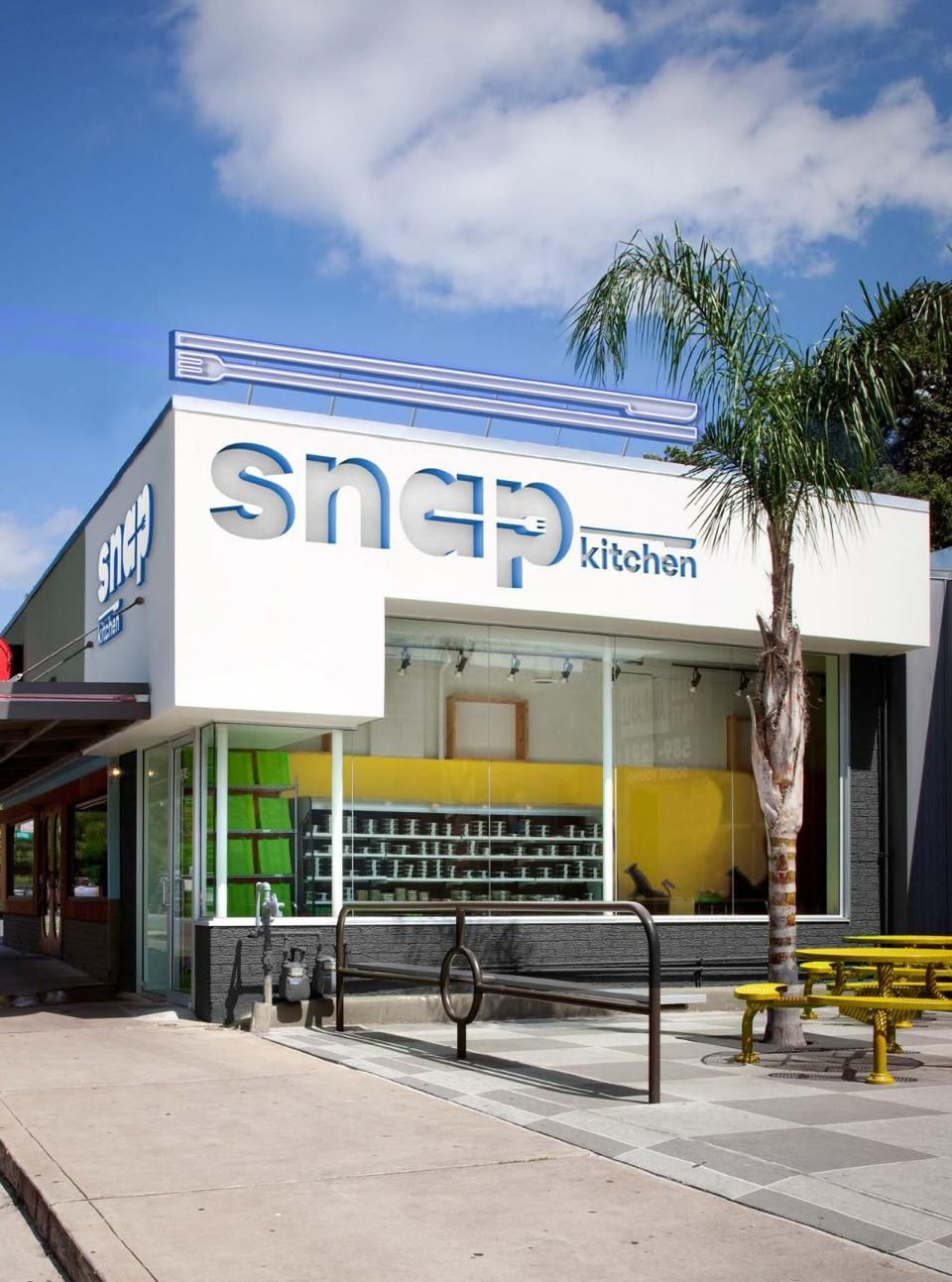 If Whole Foods And 7 Eleven Had A Baby It Would Be Snap Kitchen