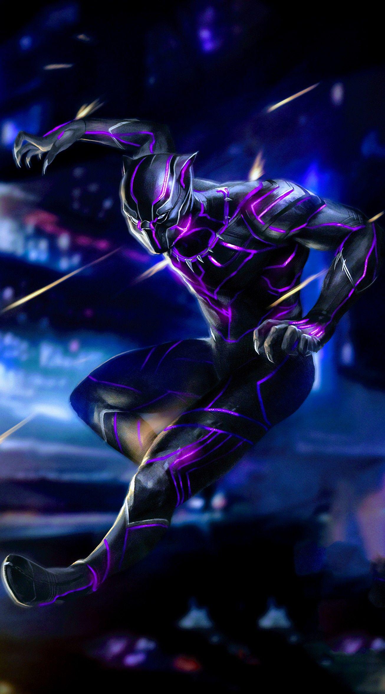 Black Panther T Challa Black Panther Marvel Black Panther Art Black Panther