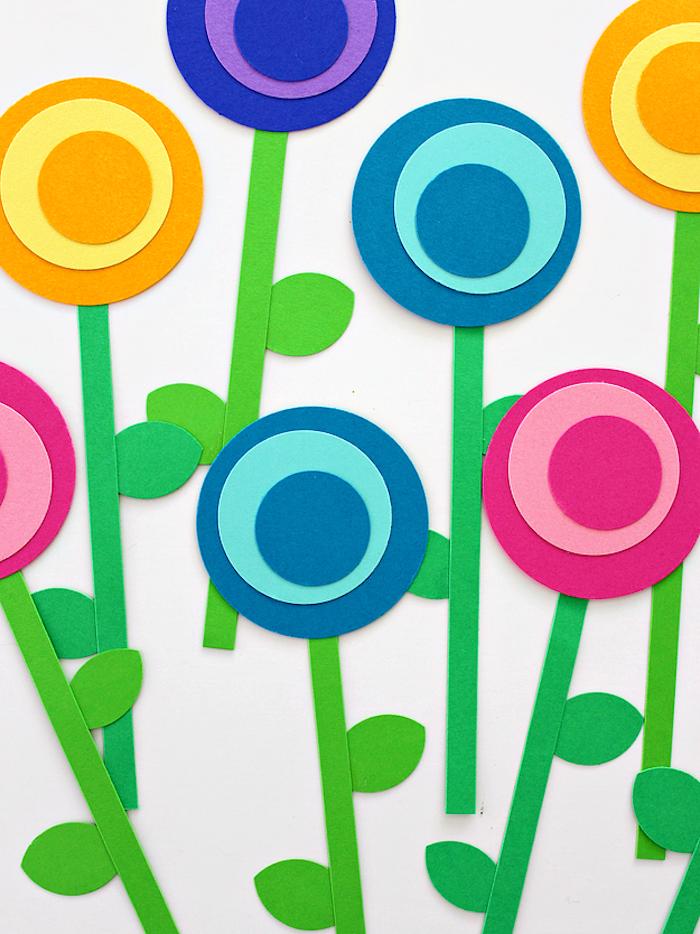▷ 1001 + fantastische Ideen zum Basteln mit Kleinkindern