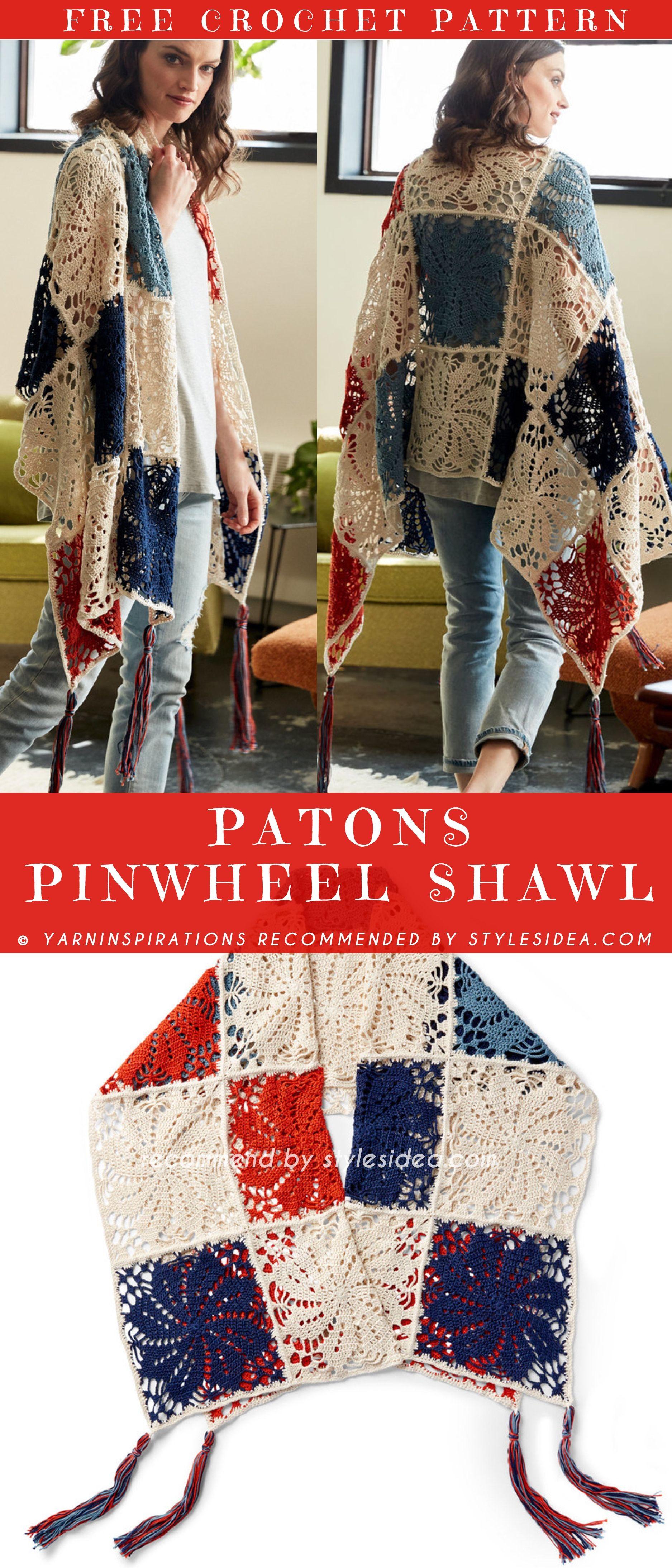 Stunning Evening Shawls Free Crochet Pattern | Crochet shawl, Shawl ...