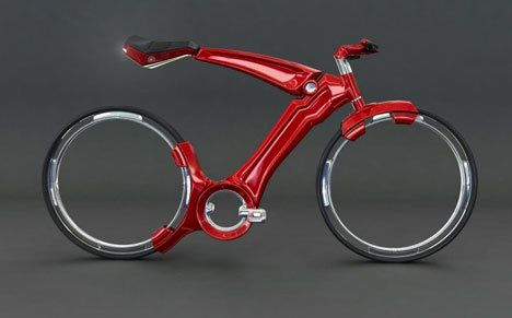 Hubless Bicycle Designs For A Smooth And Elegant Ride Minimalist