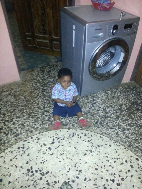 And He Decides To Sit By D Washing Machine Funny Washing Machine Washing Home Appliances