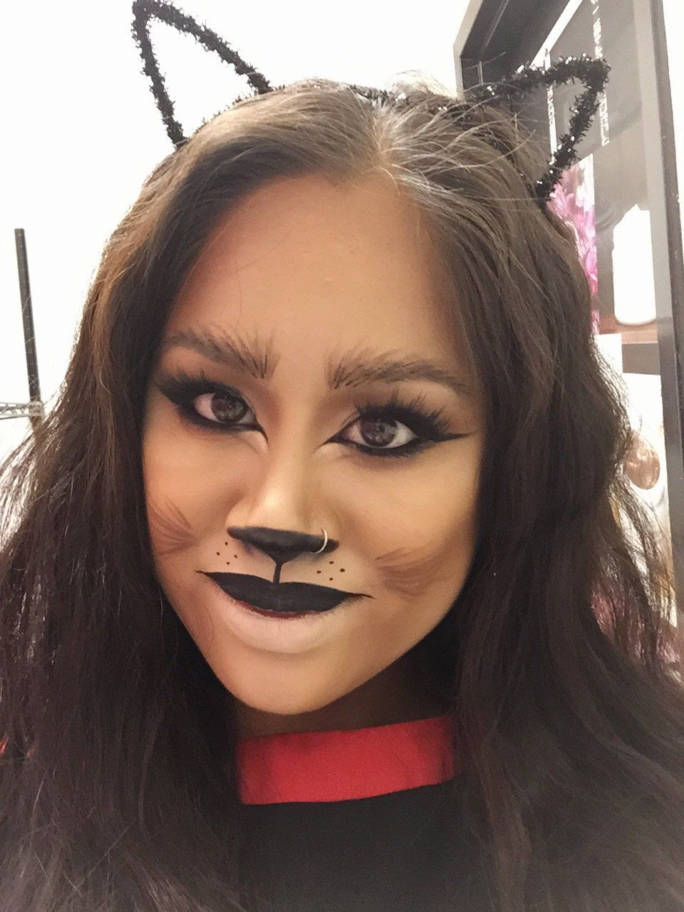 Purrrrr! by makeupbycass. Tag your pics with #Halloween and #SephoraSelfie on Sephora's Beauty Board for a chance to be featured!