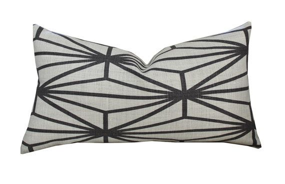 Twist Knot Lumbar Pillow